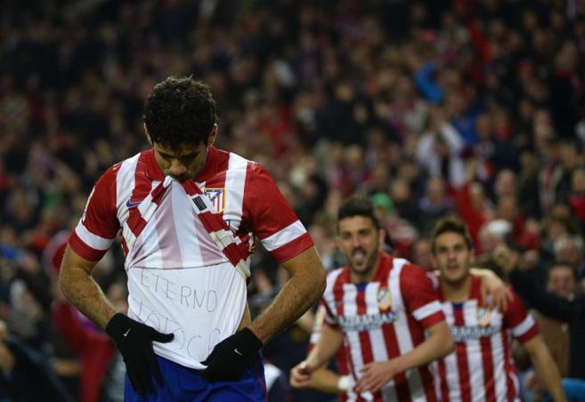 "Diego Costa: ""eterno totoca"". foto elmundo.es"