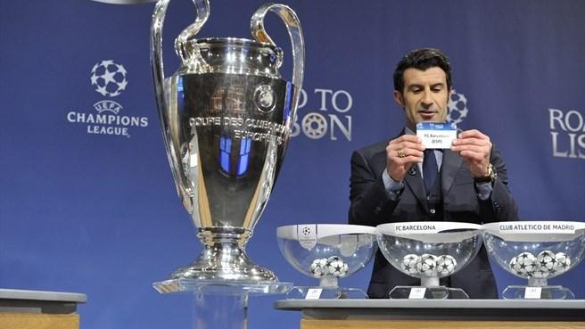 Sorteo UEFA Champions League Foto: UEFA.com