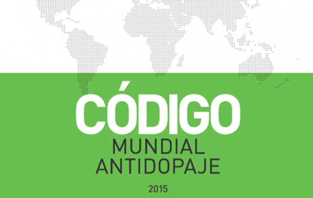 codigo antidopaje