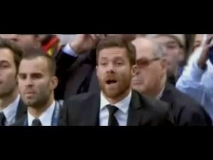 Xabi Alonso se pierde la Final de Lisboa por acumulación de amonestaciones